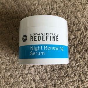 Other - Rodan and Fields night renewing serum